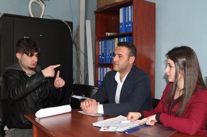 Gaziantep'te 420 engelli işe yerleştirildi