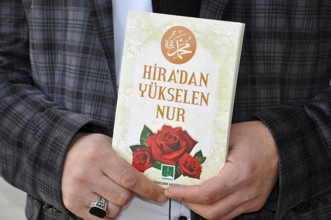 Türkiye genelinde bir milyon siyer kitabı dağıtılacak