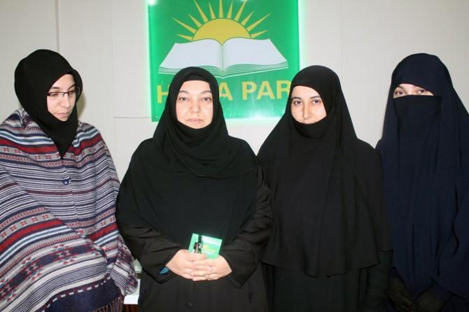 """""""19 Mart Dünya Müslüman Kadınlar Günü olarak idrak edilmeli"""""""
