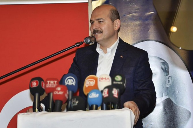 CHP, PKK ve FETÖ'yle ittifak ediyor