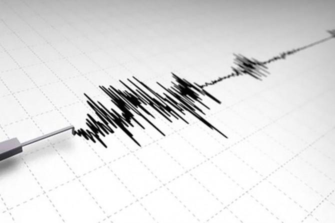Mersin Anamur'da 4,5 büyüklüğünde deprem