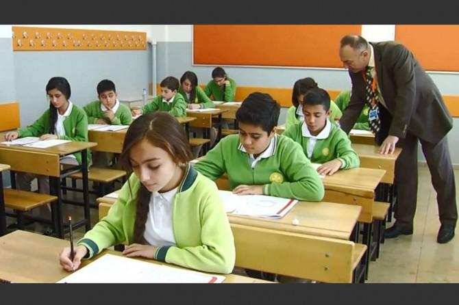 Ortaokul ve lise öğrencilerine yönelik bursluluk sınavı