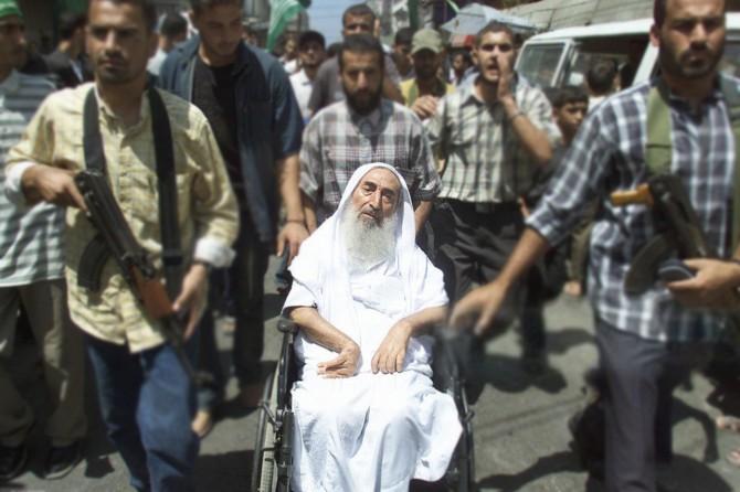İslami mücadelenin unutulmaz sembolü: Şeyh Ahmet Yasin