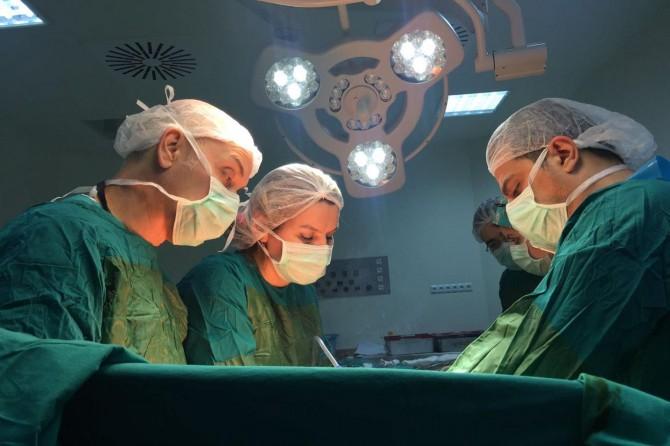 Bursa'da beyin ölümü gerçekleşen şahsın organları 5 kişiye umut olacak