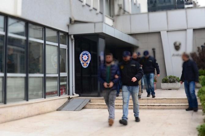 Bursa Yıldırım'da PKK propagandası yapan 3 kişi gözaltına alındı
