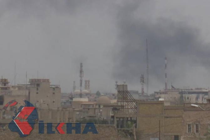 Over 200 civilians lost their lives in Mosul air strikes