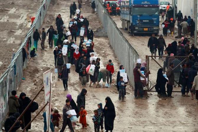 Musul Valisi: 130'dan fazla sivil hayatını kaybetti