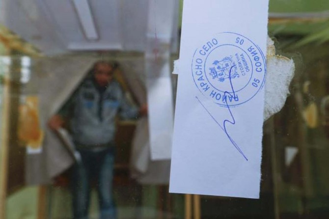 Bulgaristan'da ilk sonuçlar koalisyonu işaret ediyor