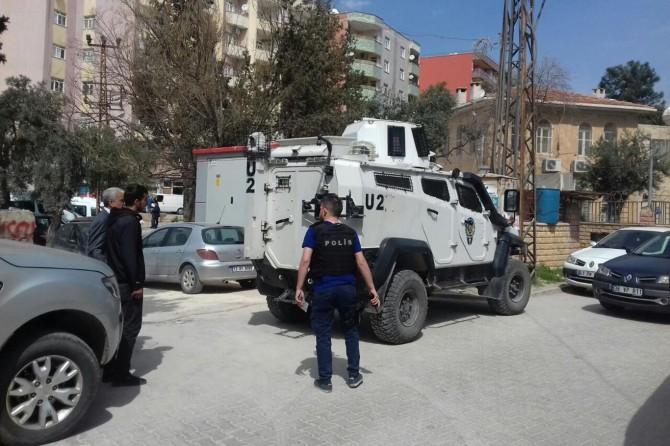 Kızıltepe'de bombalı araç paniği