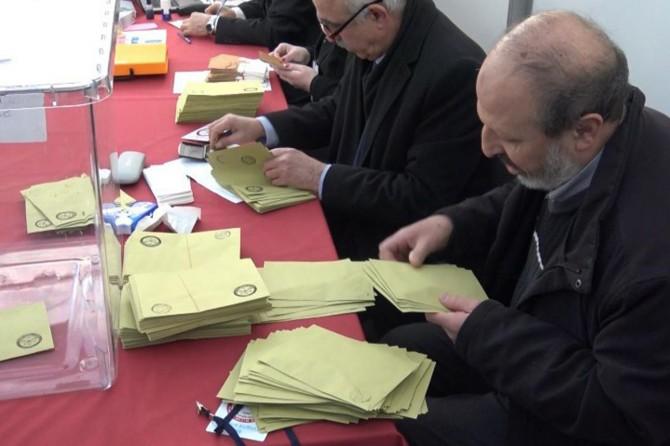 Yurtdışında oy verme işlemleri başladı
