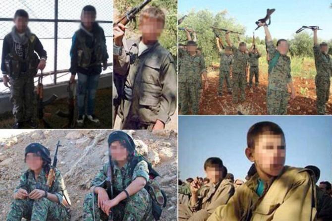 Şengal Konsey Başkanı: PKK çocuklarımızı Rakka'da öldürtüyor