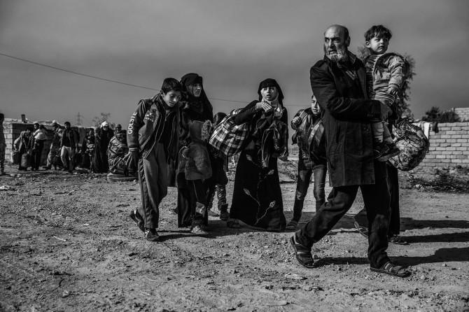 """""""Musul operasyonlarında siviller korunmadı"""""""
