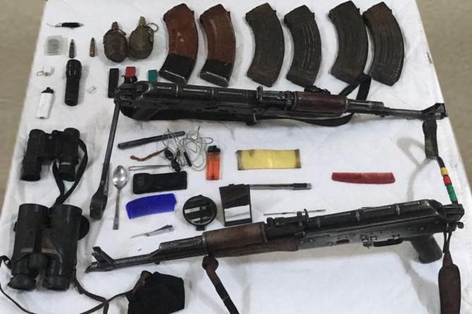Bingöl'de 2 PKK'li yakalandı