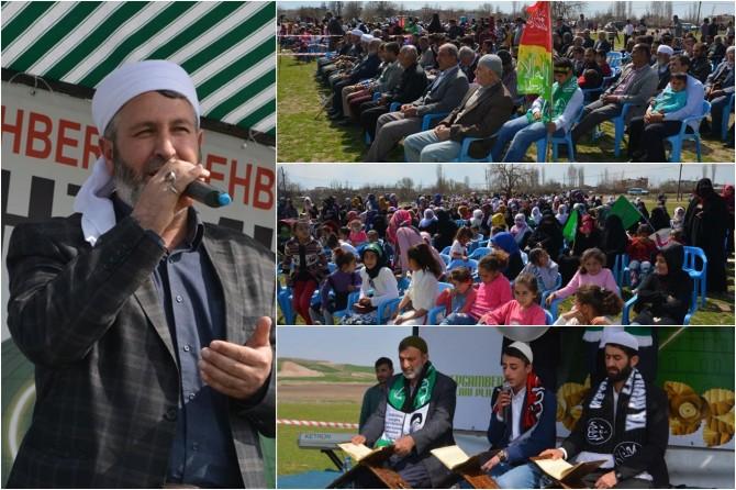 Sinan köyünde Kutlu Doğum etkinliği