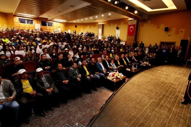 Diyarbakır'da 2 Nisan Dünya Otizm Farkındalık Günü etkinliği