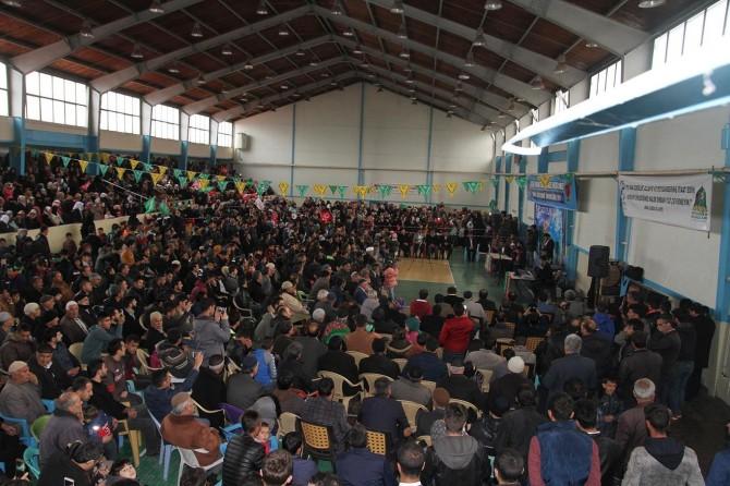 2017 Bingöl Solhan kutlu doğum etkinliği