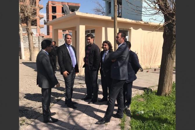 Diyarbakır Bismil'de yeni sosyal hizmet merkezi açılacak