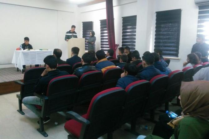 Lice'de Kur'an yarışması düzenlendi