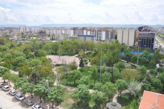 """Atatürk Parkı'na cami yapılsın"""