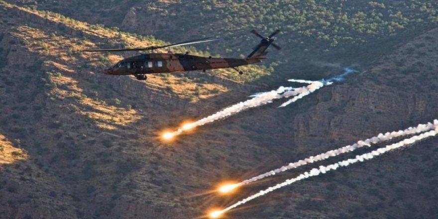 Hakkari'de 9 PKK'li öldürüldü