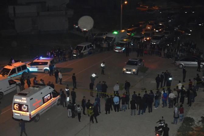 Gaziantep Şehitkamil'de 1 kişi başından vurularak öldürüldü