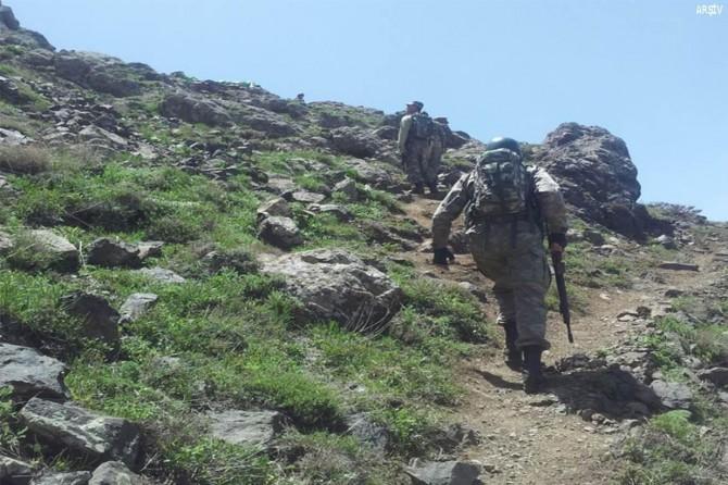 Şırnak Uludere Bestler Dereler bölgesinde çatışma: 5 asker yaralı