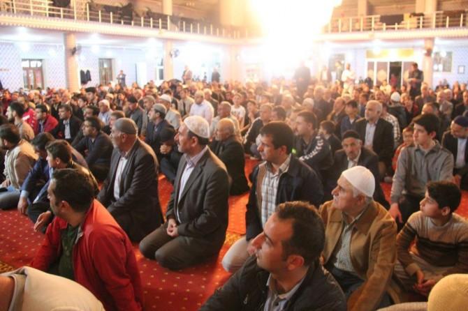 Diyarbakır'da Miraç gecesi ihya edildi