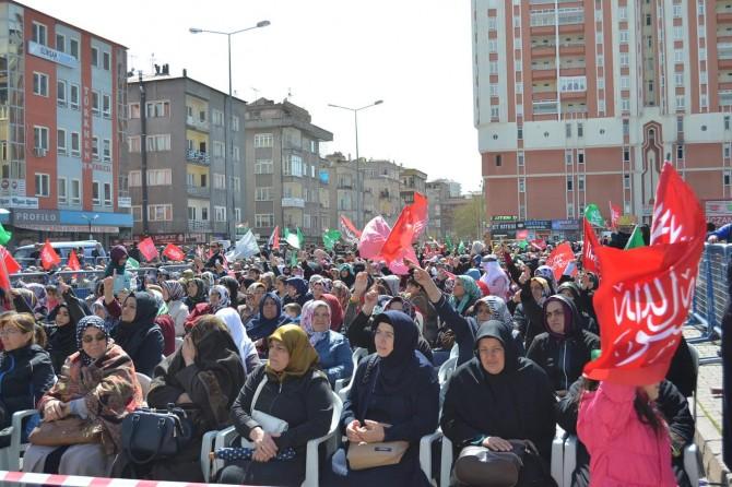 Kayseri'de Kutlu Doğum etkinliği düzenlendi