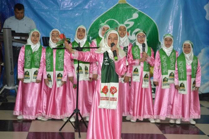 Kilis'te Kutlu Doğum etkinliği düzenlendi