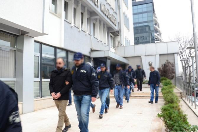 FETÖ üyesi oldukları belirtilen 7 kişi tutuklandı