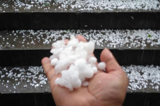 Meteorolojiden Diyarbakır'da dolu yağışı uyarısı