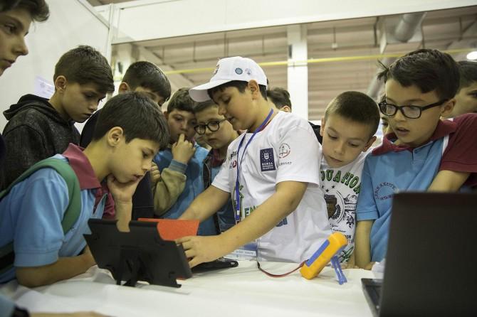 Bursa Bilim Şenliği'ni 175 bin kişi ziyaret etti
