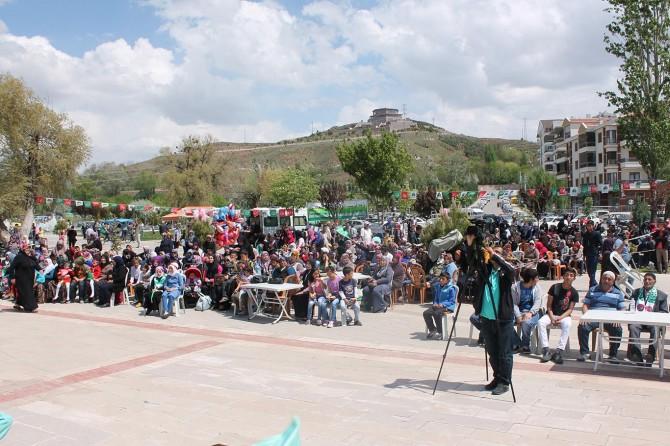 Aksaray'da Kutlu Doğum etkinliği