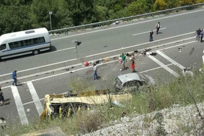 Muğla'daki kazada hayatını kaybedenlerin sayısı 23'e yükseldi