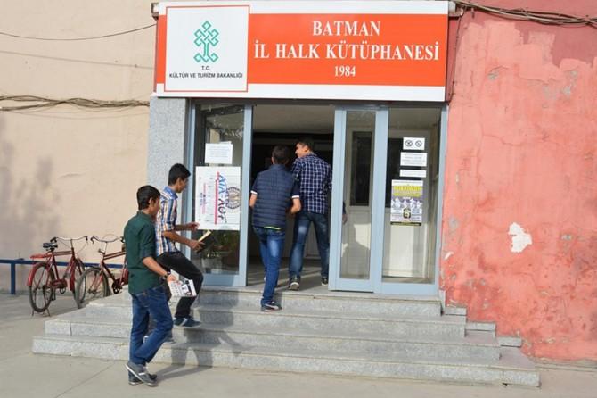 Ramazan'da kütüphane sahura kadar açık