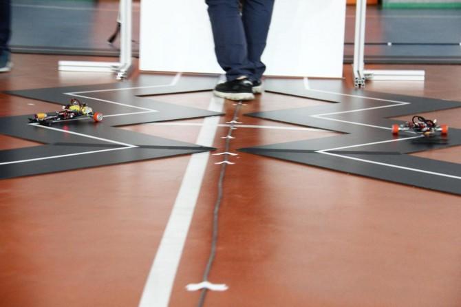 Bursa'daki robot yarışları sona erdi