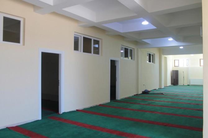 Şırnak'ta çatışmada hasar gören camiler Ramazan'a hazır