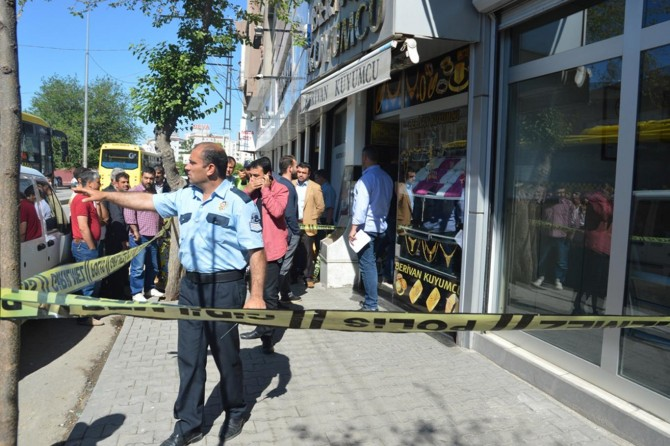 Kuyumcu soygunu ile ilgili 8 kişi gözaltına alındı