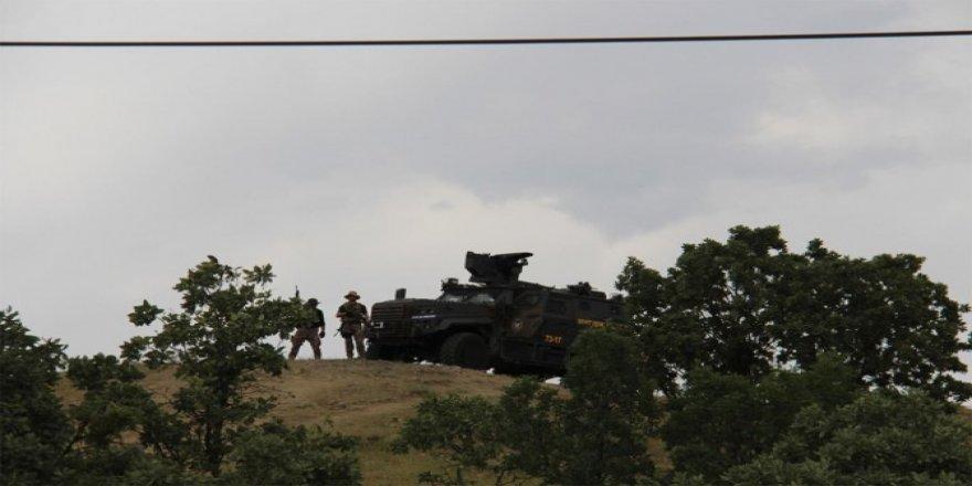 Şemdinli'de bir kadın PKK'li yakalandı