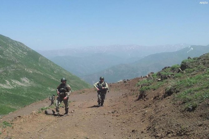Diyarbakır Kulp'a bağlı 25 köyde sokağa çıkma yasağı