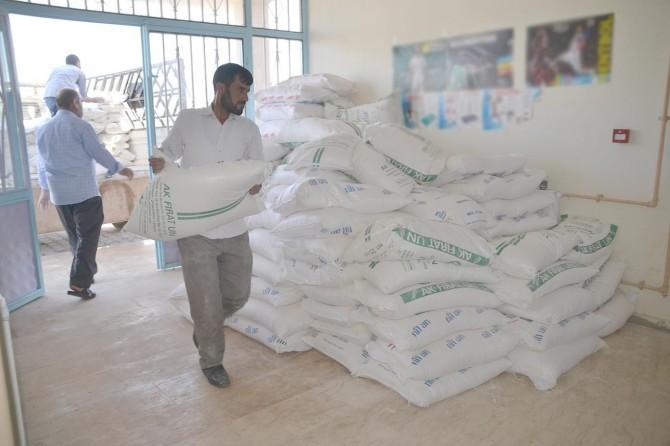 Cami-Der'in Ramazan yardımları devam ediyor
