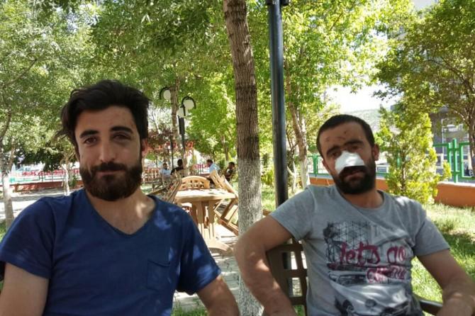 Ankara Nallıhan'da inşaat işçisini 3'üncü kattan aşağı attılar
