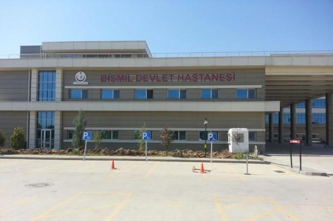 Diyarbakır Bismil'de çıkan yangında bir kişi hayatını kaybetti