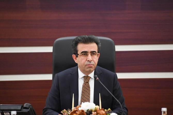 Kocaeli Valisi Hasan Basri Güzeloğlu, Diyarbakır'a atandı