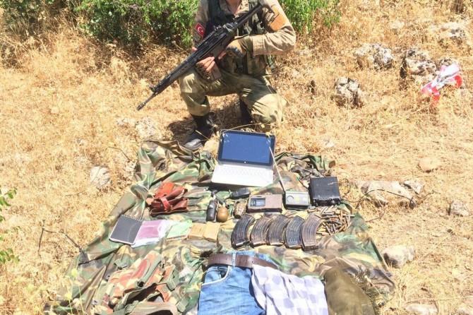 Diyarbakır Lice'de 3 PKK'li öldürüldü