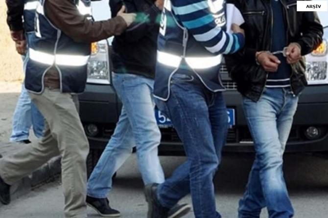Suriye'ye geçmek isteyen PKK'liler sınırda yakalandı