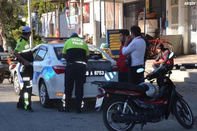 Türkiye genelinde motosiklet uygulaması