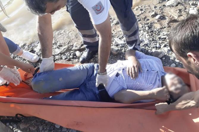 Suriyeli genç baraj gölünde boğuldu