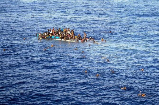 Akdeniz'deki göçmen ölümlerindeki artışın sorumlusu AB