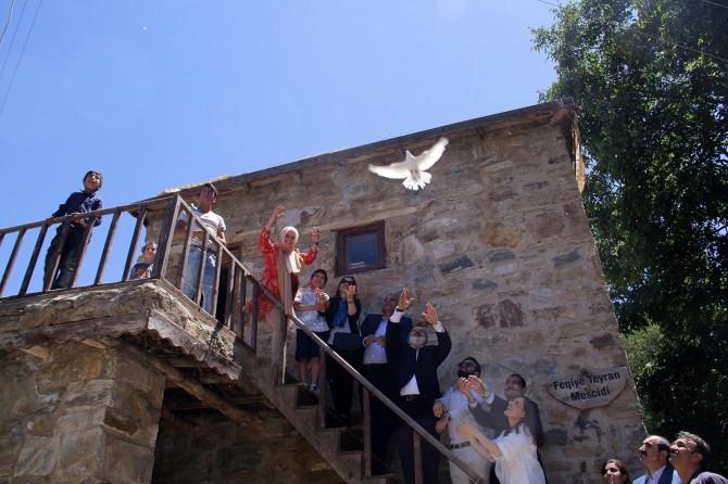 Van'da Feqiye Teyran Kültürel Miraslar Festivali foto